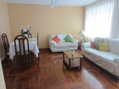 Surco - Beautiful Family Oriented Apartment, Safe And Quiet - 3rd Floor
