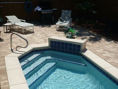 Pool 3ft to 5 ft Deep, 18 Ft Long and 8 FT Wide Solar or Electric Heated.