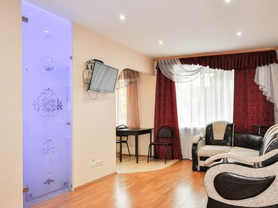 2 room apartment in the city centre.