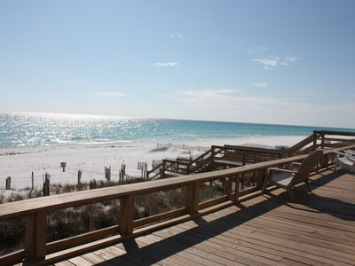 Beachfront 4BR/4BA Home/2 Beach Setups/3 King Beds/Pool/Grill/Luxury/Private