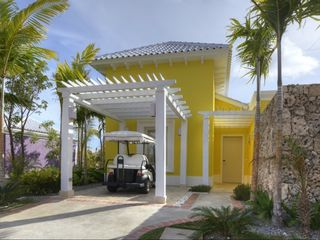 Punta Cana apartment photo - Golf-cart for each villa