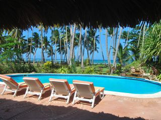 Las Terrenas villa photo - Chill-laxin' by the pool