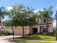 5 bed 4.5 bath. 3 master suites. South pool/spa. Conservation view. Games room.
