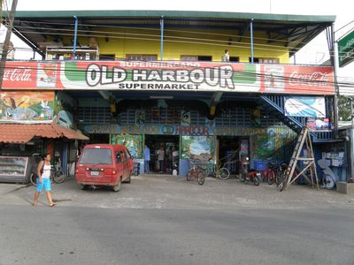 Amazing variety at Old Harbour in Puerto Viejo.