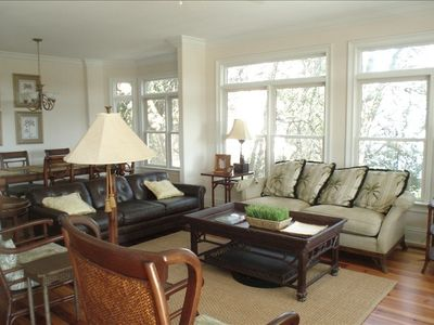 St. Simons Island house rental - Living Area
