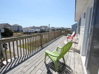 Surf City house photo - Top floor Sun Deck