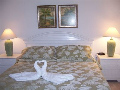 Windsor Hills villa rental - Second Master Suite