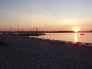 Niantic house photo - Sunrise at Oak Grove Beach