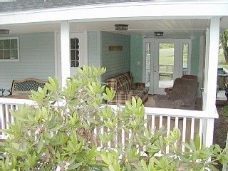 Tannersville house photo - Front Porch Enclosed During Winter