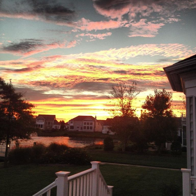 Enjoy amazing sunsets from deck and screened porch