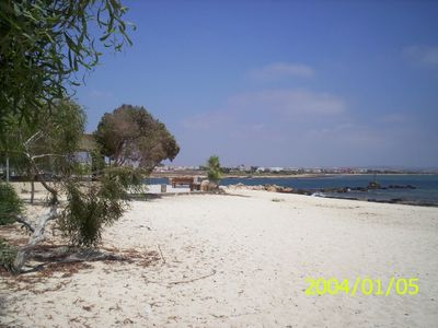 Potamos beach - 300 metres