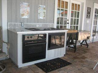 Winter Haven house photo - Outside kitchen