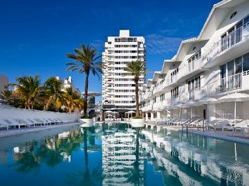 Miami Beach condo rental - Shelborne Resort