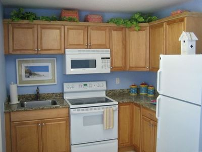 Fully Equipped Kitchen with all Cooking Utensils Included