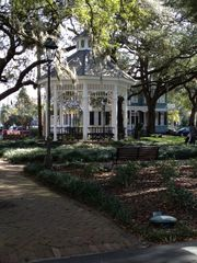 Savannah condo photo - One of the beautiful squares (24) in the historic district