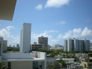 Condado condo photo - View from terrace