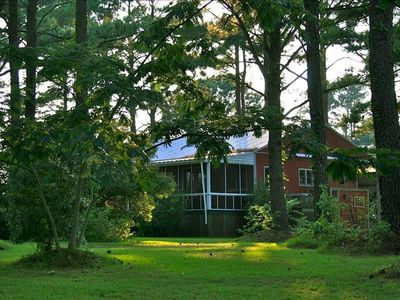 Discover N.C.'s 'Inner Banks'--Tranquil Waterfront Cottage