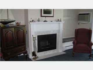 Boyne City condo photo - Fireplace