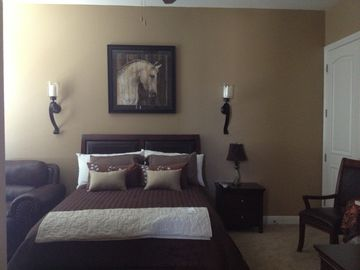 Temecula estate rental - A quiet Romantic place to just relax and recharge!