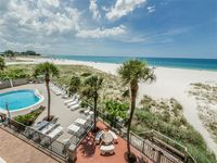 Direct Gulf Front Two Bedroom with AMAZING VIEWS!