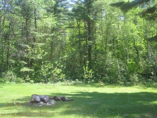 fire pit, large grassy lawn and acres of walking trails! - Great Barrington property vacation rental photo
