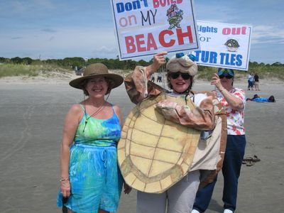 Local Events at Jekyll Island's Sea Turtle Center