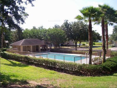 Sunset Lakes villa rental - Community Pool.