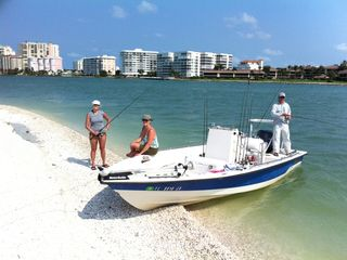 Vacation Homes in Marco Island house photo - Want to go fishing? I know just the guide. Capt. Dave..