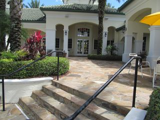 Club House Entrance - Kissimmee condo vacation rental photo