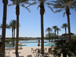 Goodyear bungalow photo - Starpointe pool overlooking North Lake