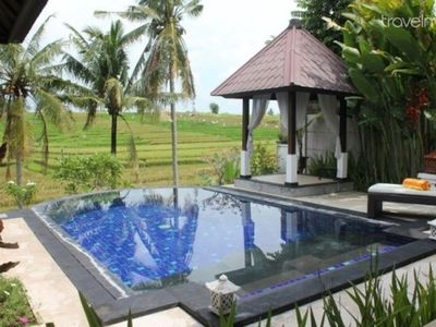 1 Bedroom Villa rice field view