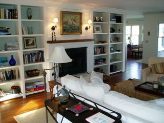 Edisto Beach house photo - living area