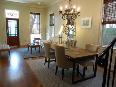 Impeccable Uptown Classic Town Home Gem.
