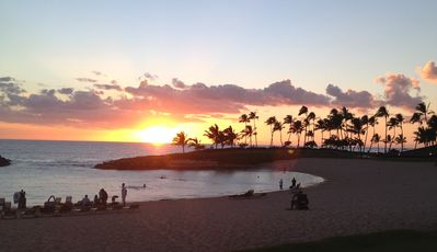 Spectacular Ko'Olina Ocean View Charming Apartment At Beach Club