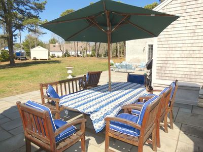 Enjoy Cape Cod summer living at its very best.