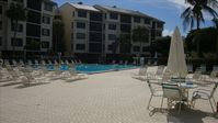 **Steps to White Sandy Beaches,Golfing, Boating, Dining & Shopping**
