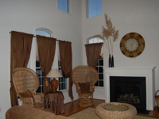 Vacation Homes in Ocean City house photo - Living Room