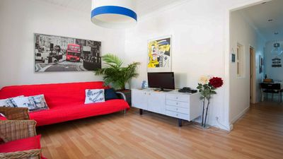 Jasmim blue apartment Lisbon