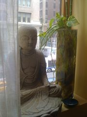 Chelsea apartment photo - buddha