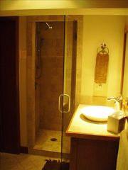 Teton Village condo photo - Steam shower and lower level full bath