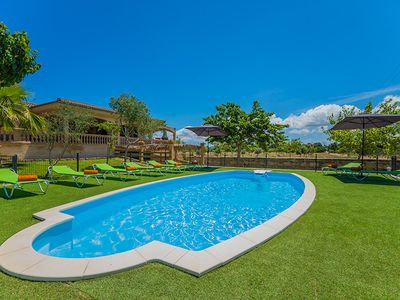 situated house, just 5 minutes from the beach and tourist center located