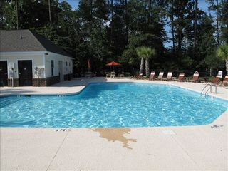 Murrells Inlet townhome photo - Pool