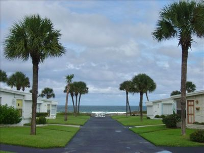 Ormond-by-the-Sea house rental - Our Quiet street