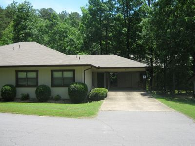 Hot Springs Village house rental - Front of Home