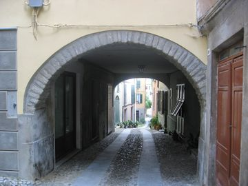 Walking around San Sebastiano Curone