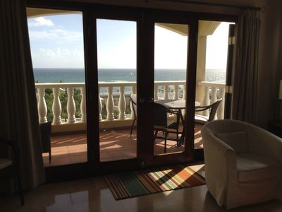 Deluxe Caribbean Condo with beautiful views of St. Barths