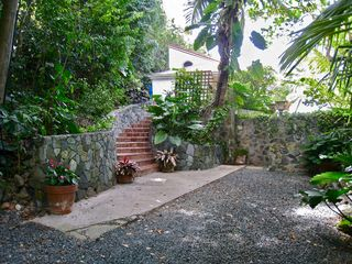 Tortola house photo - Entrance from driveway