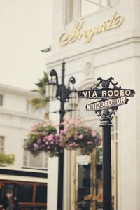 Stroll and Shop at Beverly Hill's Famous Rodeo Drive