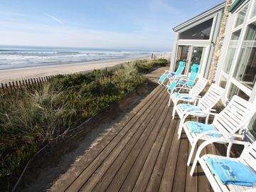 Pajaro Dunes house rental - Let your cares melt away to the sound of the surf and the warmth of the sun