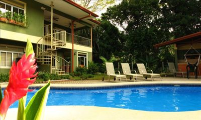 Relax at this lovely villa near the beaches of Jaco, Punta Leona and Herradura